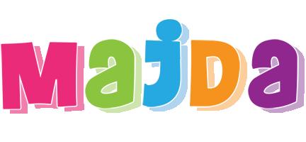 Majda friday logo