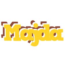 Majda hotcup logo