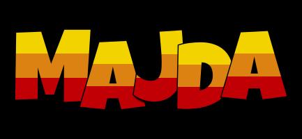 Majda jungle logo