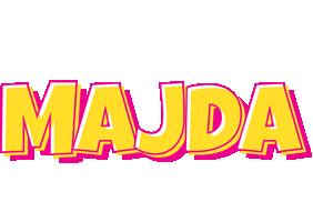 Majda kaboom logo