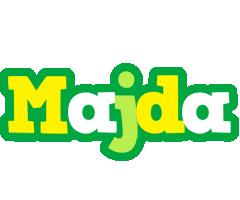 Majda soccer logo