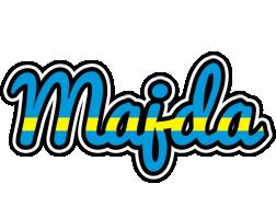 Majda sweden logo