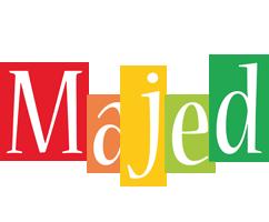 Majed colors logo