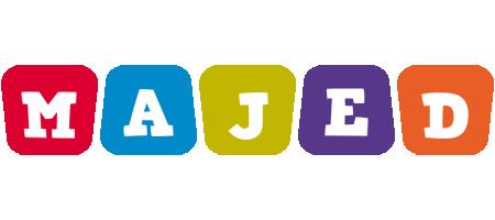 Majed kiddo logo