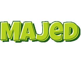Majed summer logo
