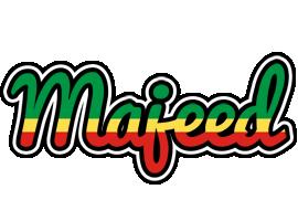 Majeed african logo