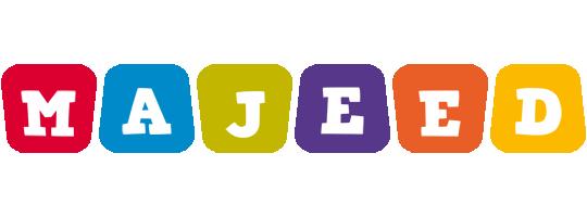 Majeed daycare logo