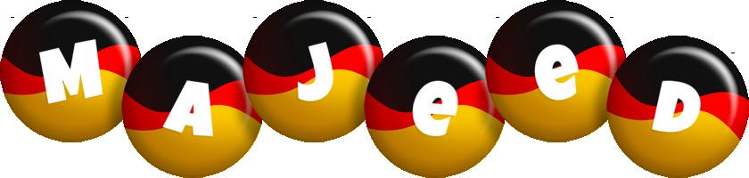 Majeed german logo