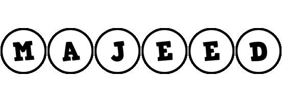Majeed handy logo