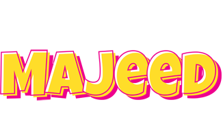 Majeed kaboom logo