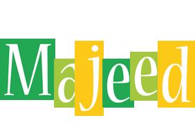 Majeed lemonade logo