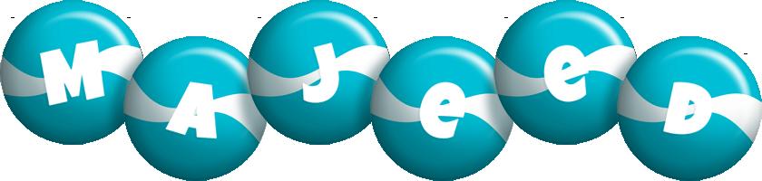 Majeed messi logo