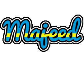 Majeed sweden logo