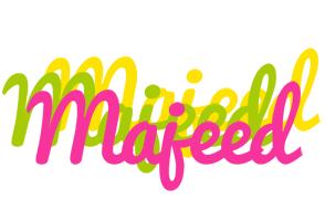 Majeed sweets logo