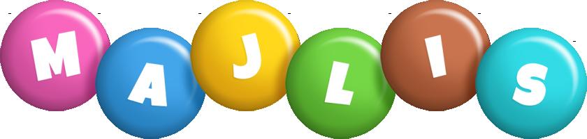 Majlis candy logo