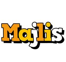 Majlis cartoon logo