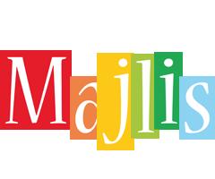 Majlis colors logo