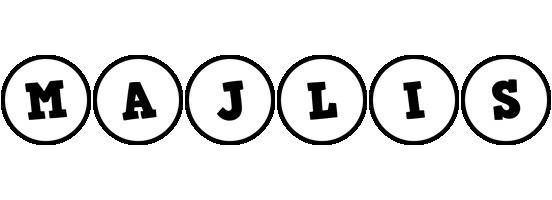 Majlis handy logo