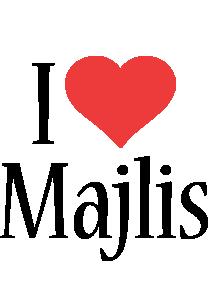 Majlis i-love logo