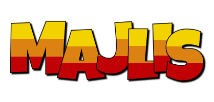 Majlis jungle logo
