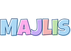 Majlis pastel logo