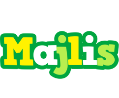 Majlis soccer logo