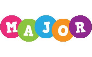 Major friends logo