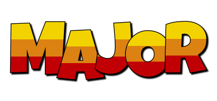 Major jungle logo