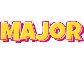 Major kaboom logo