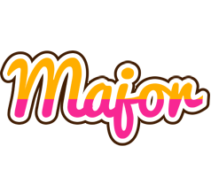 Major smoothie logo