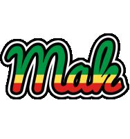Mak african logo