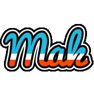 Mak america logo