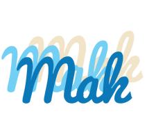 Mak breeze logo