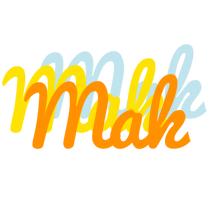 Mak energy logo