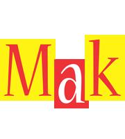 Mak errors logo