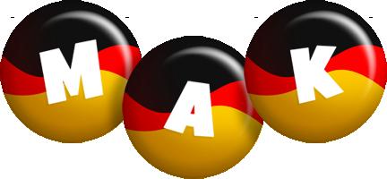 Mak german logo