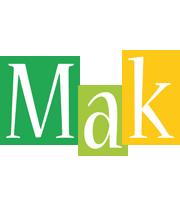Mak lemonade logo