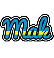Mak sweden logo