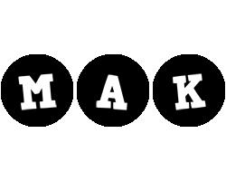 Mak tools logo