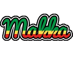 Makka african logo