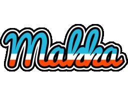 Makka america logo