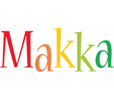 Makka birthday logo