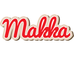 Makka chocolate logo