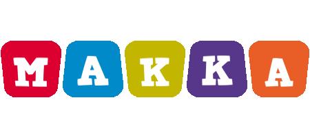 Makka daycare logo