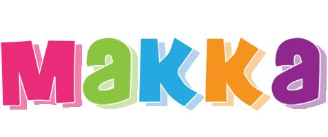 Makka friday logo