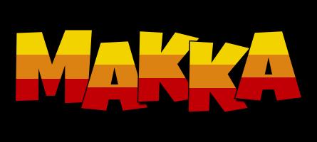 Makka jungle logo