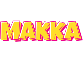 Makka kaboom logo