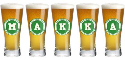 Makka lager logo