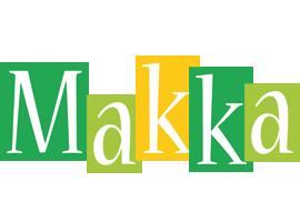 Makka lemonade logo