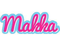 Makka popstar logo